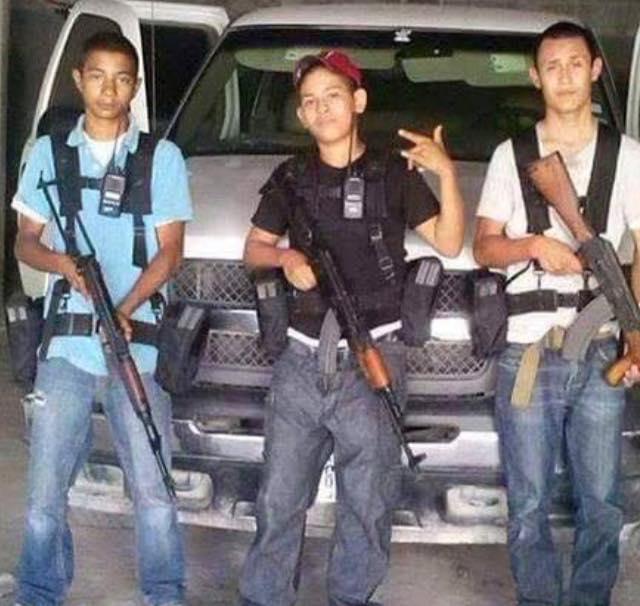 FOTOS estos son los Jóvenes Sicarios Zetas en Nuevo Laredo que defiende la CNDH por ser abatidos por Marinos