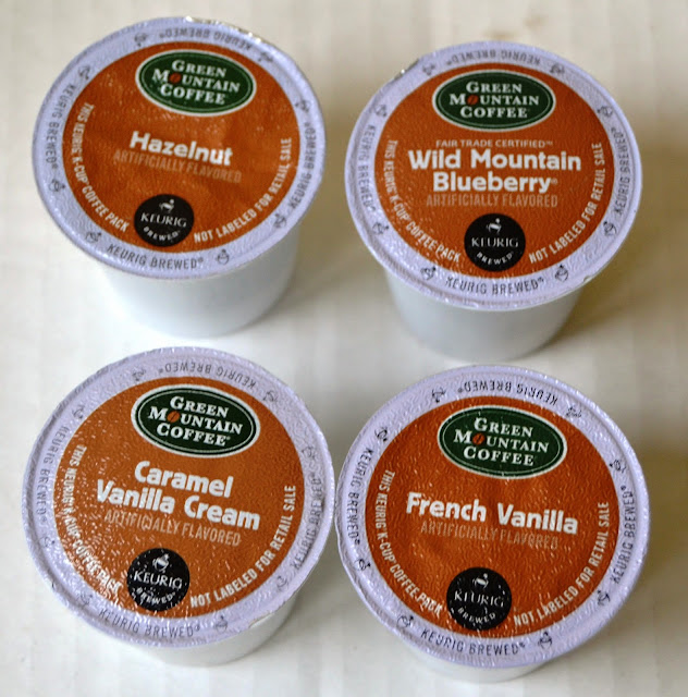 Green Mountain Coffee K-cups