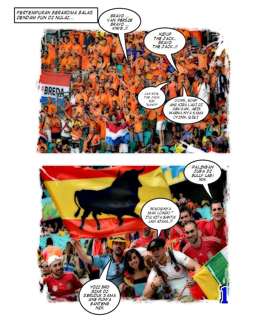dwiguna_comic: SPANYOL vs BELANDA