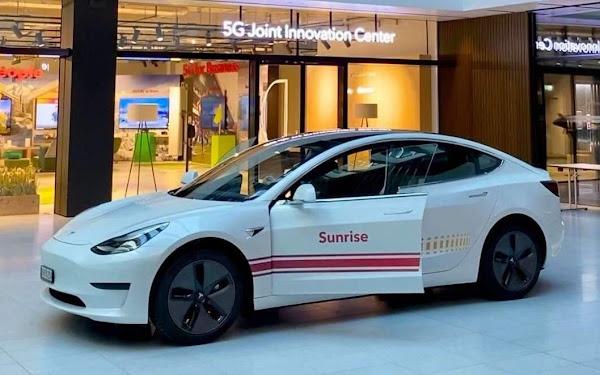 Tesla Model 3 - 3º carro mais vendido - Europa