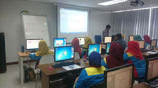Latihan Power Point Kakitangan Perpustam