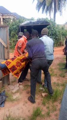 WICKED GENERATION!!! HEARTBREAKING DETAILS OF HOW KEKE MAN WAS MURDERED IN ANAMBRA (GRAPHIC PHOTOS)