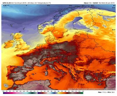 ONU: Milioni di morti per Ondate di Caldo nei prossimi 10 anni