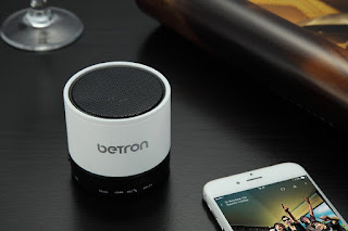 Great sound quality, Best price Betron KBS08 Wireless Portable Travel Speaker £10.15 UKDeals