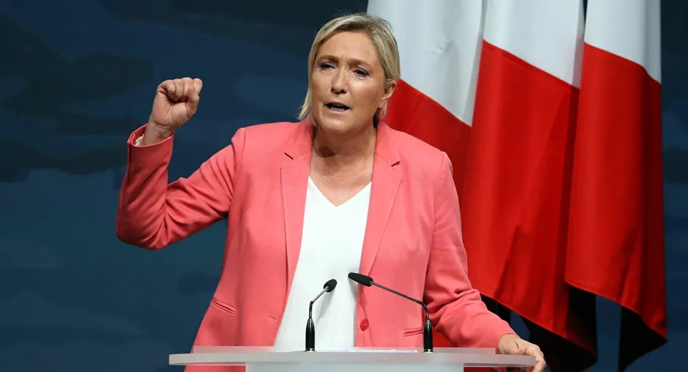 Marine Le Pen dévoile le nom de son ministre de la Justice en cas de victoire en 2022