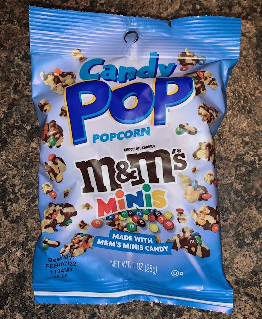 Candy Pop Popcorn M&Ms Minis