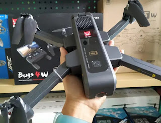 Review Drone MJX Bugs 4W
