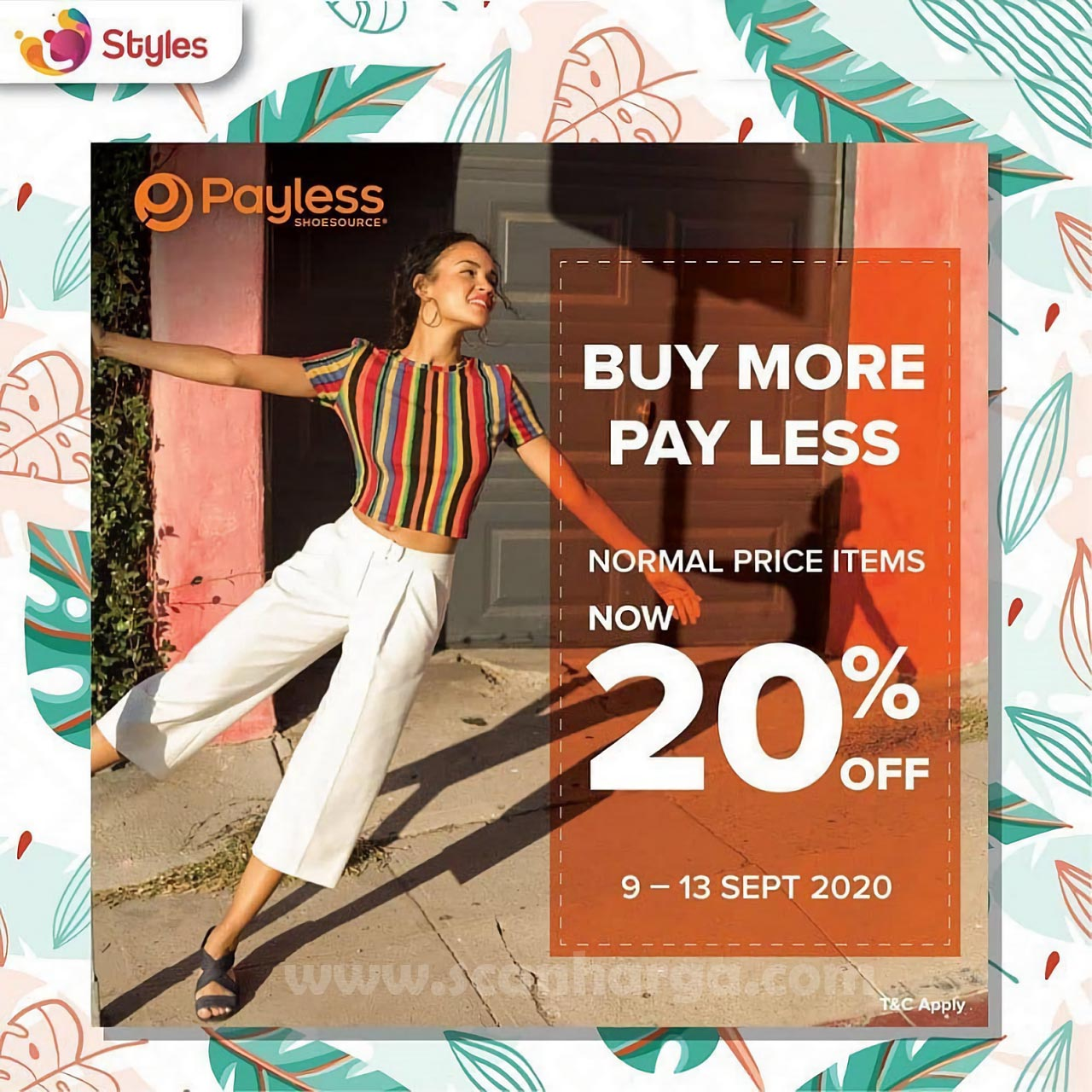 Promo Paylees 9.9 Super Shopping Day 9 - 13 September 2020