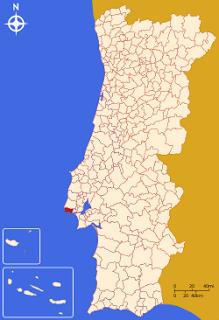 Cascais - Mapa