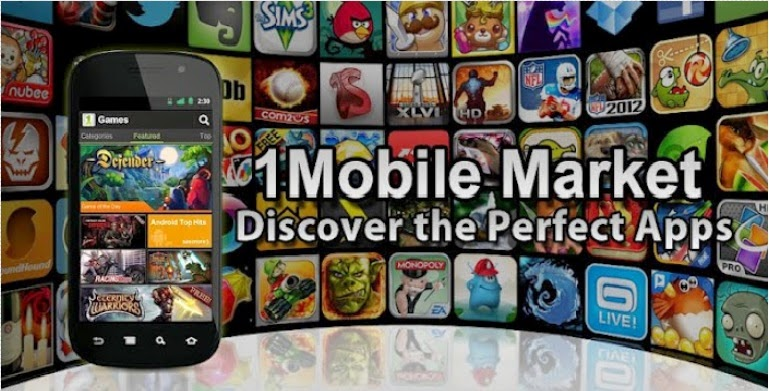 1Mobile Market (Free Apps and Games Market) Latest Version APK