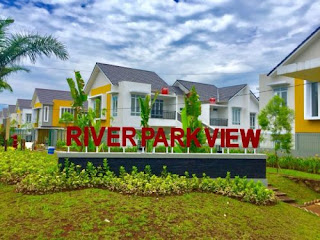 Cluster River Park View | Bukit Cimanggu City