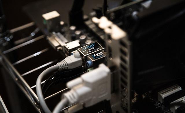 LAN接続イメージ
