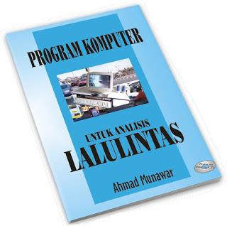 PROGRAM KOMPUTER UNTUK ANALISIS LALU LINTAS PLUS CD