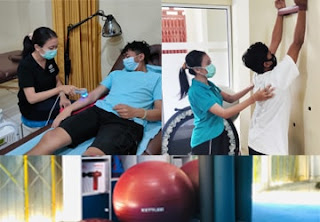 penanganan fisioterapi