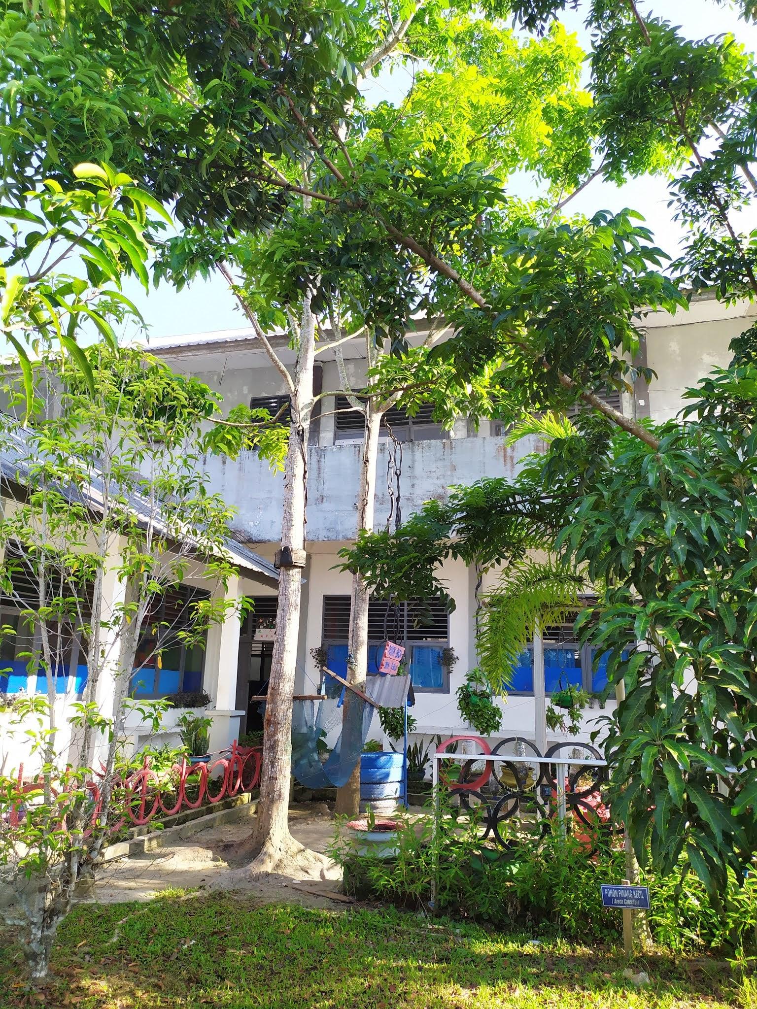 Taman Sekolah Adiwiyata : taman, sekolah, adiwiyata, NEGERI, TANJUNGBALAI