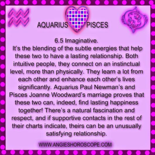 Is aquarius compatible with pisces