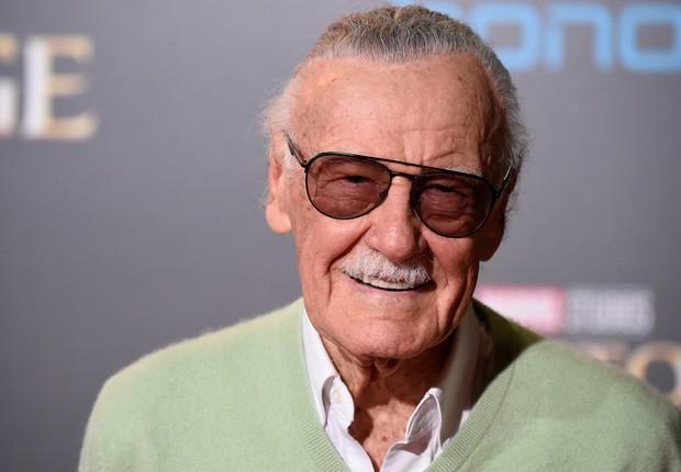 Stan Lee irá ganhar animação sobre sua visão sonhadora no mundo atual