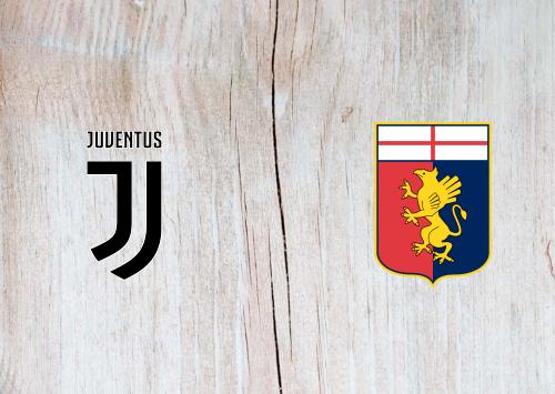 Juventus vs Genoa -Highlights 30 October 2019