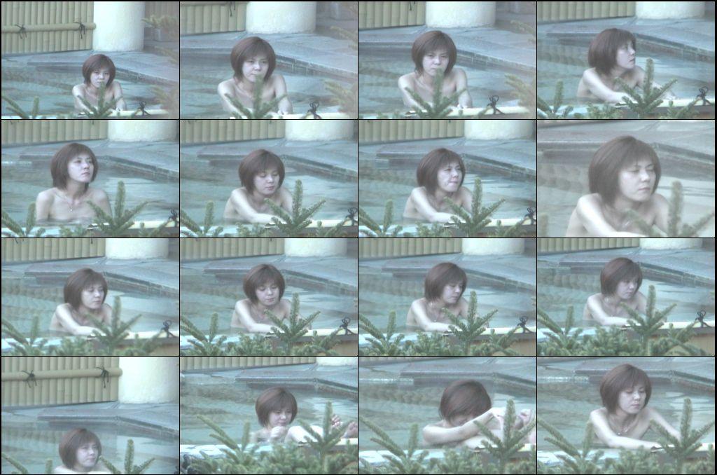 Aqua な露天風呂 Vol.555