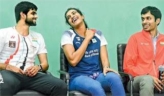 India's Pride : Hyderabad's Sindhu