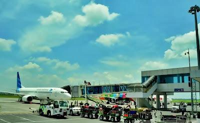 Libur Natal  2020 Tingkatkan Jumlah Penumpang Bandara Lombok Hingga 10,4 Persen