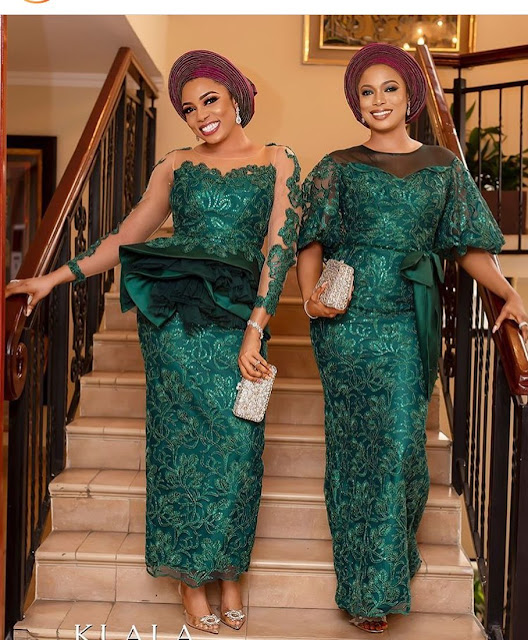 2019 Super Lovely Asoebi Gown Styles