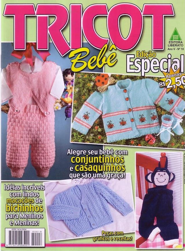 Tricot Bebê Edição Especial -Ano V-N°18