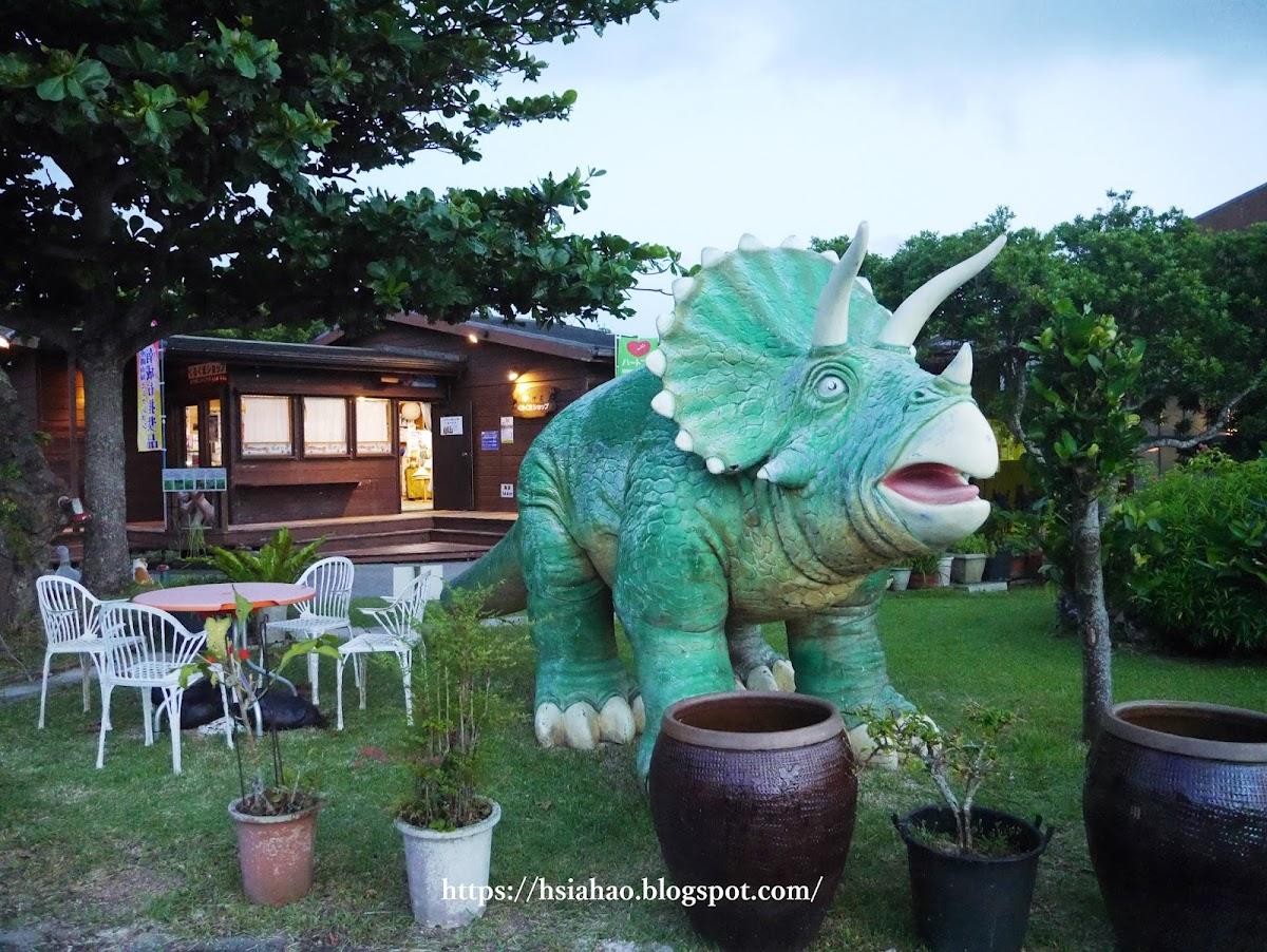 沖繩-美食-餐廳-南部-自由行-旅遊-Okinawa-カフェくろくま-Café-Kurokuma