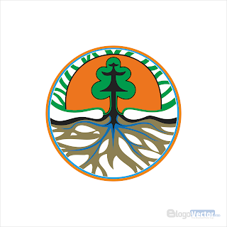 Kementerian Lingkungan Hidup dan Kehutanan Republik Indonesia Logo vector (.cdr)