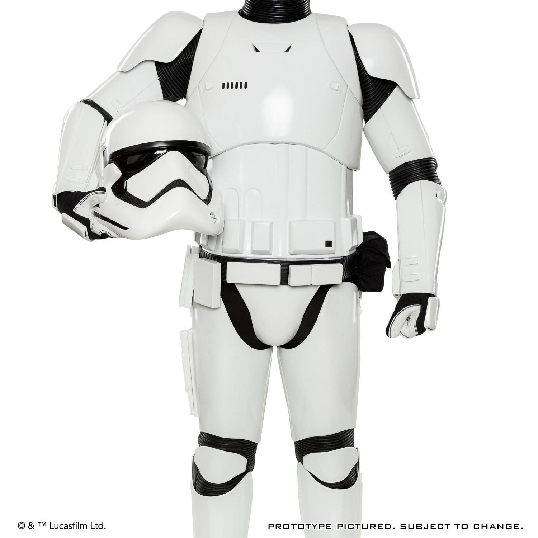 Звёздные войны: Пробуждение силы, Star Wars: Episode VII - The Force Awakens, Anovos, костюм штурмовика, Звёздные войны, косплей, Star Wars