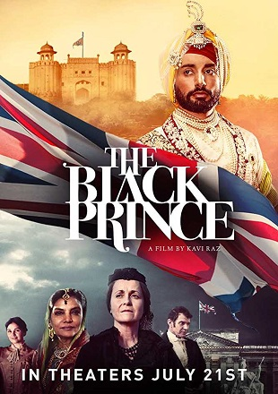 The Black Prince 2017 BRRip 720p Dual Audio In Hindi Punjabi ESub