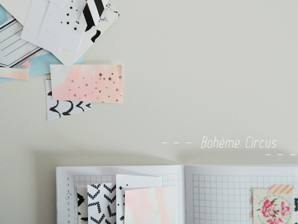 inspiration  - creativity -  bohème circus - diy