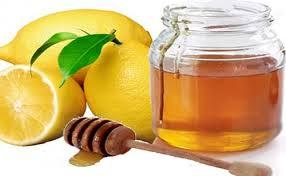 mật ong va chanh