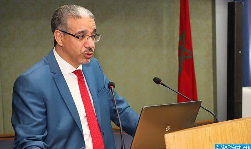 المغرب وقطر عازمان على توطيد التعاون الثنائي في مجالات النفط والغاز والكهرباء والطاقات المتجددة