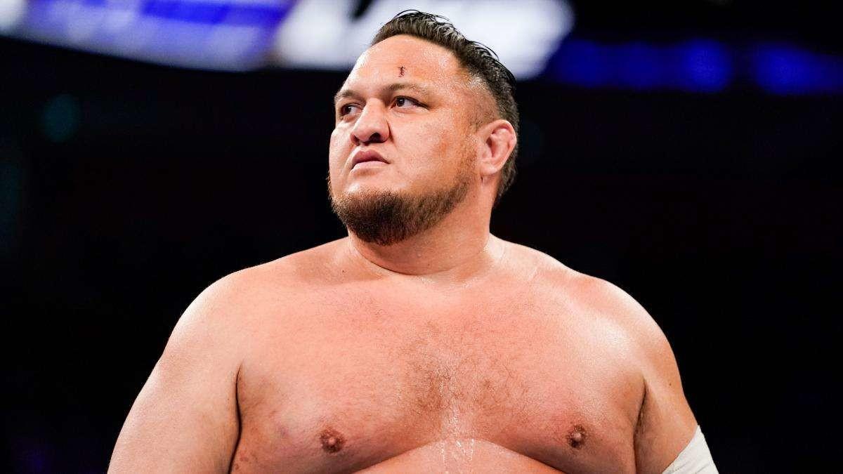 Samoa Joe discorda da nova diretriz da WWE para o NXT