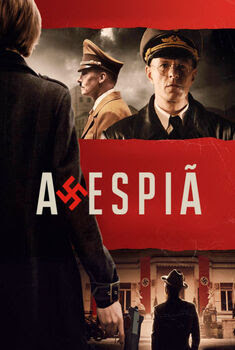A Espiã Torrent - BluRay 1080p Dual Áudio