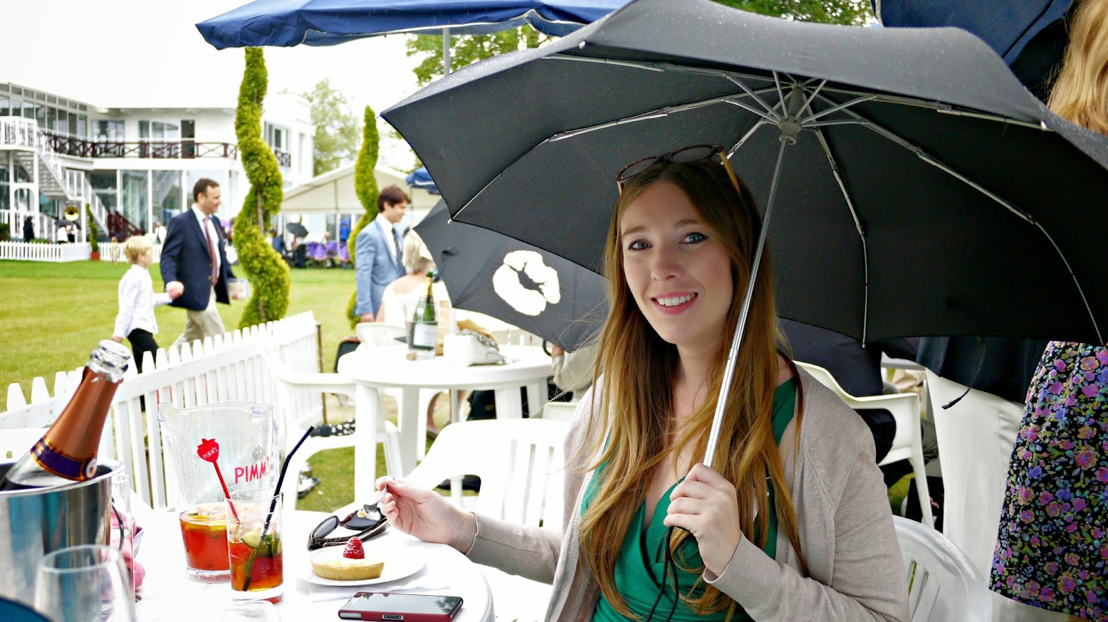 Phyllis Court Club Henley Regatta