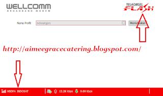 Cara Unclock Modem Telkomsel Menjadi XL Axis 3 Indosat