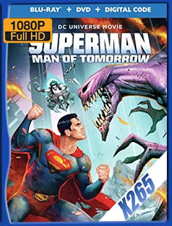 Superman: Hombre del Mañana (Superman Man of Tomorrow) (2020) x265 [1080p] Latino [GoogleDrive] SilvestreHD