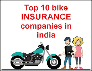 """Top 10 bike insurance companies in india"""