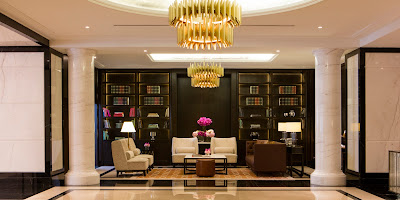 Source: Ritz-Carlton, Kuala Lumpur. Interior view.