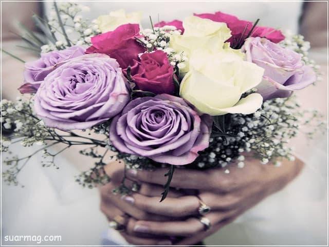 اجمل بوكيه ورد 7   best flowers bouquet 7