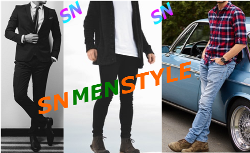 GENTLEMAN VS FORMAL VS SIMPLE MEN FASHION CLOTHING STYLE