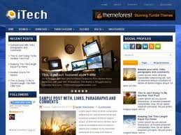 best blogger template for adsense