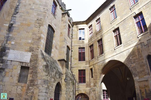 Palacio Nuevo de Narbonne