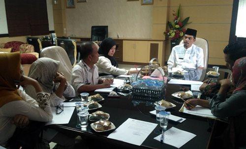 Padangpariaman Targetkan Piala di Lomba Sekolah Sehat Tingkat Provinsi