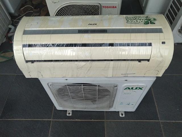 Jual Promo AC Bekas AUX 1/2 PK 308 WATT Gratis Pemasangan