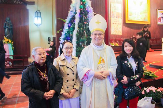Lễ truyền chức Phó tế và Linh mục tại Giáo phận Lạng Sơn Cao Bằng 27.12.2017 - Ảnh minh hoạ 227