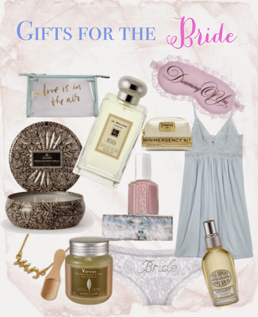 Peonies and Orange Blossoms: Bridal Shower Gifts... Gifts ...