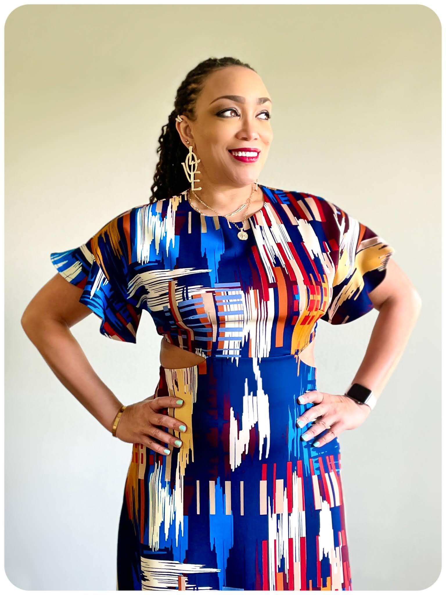 McCall's 8175 - Erica Bunker DIY Style x Zelouf Fabrics